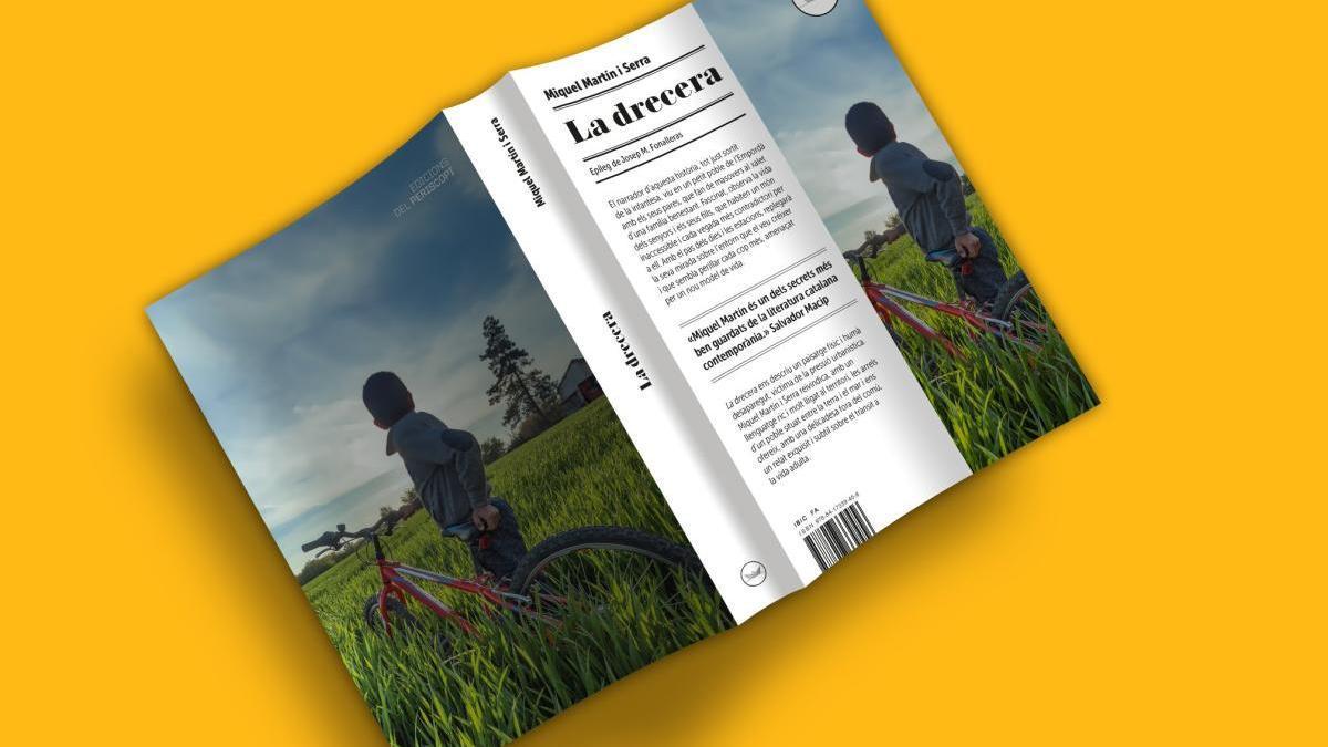 La llibreria Vitel·la organitza la presentació del llibre «La drecera»
