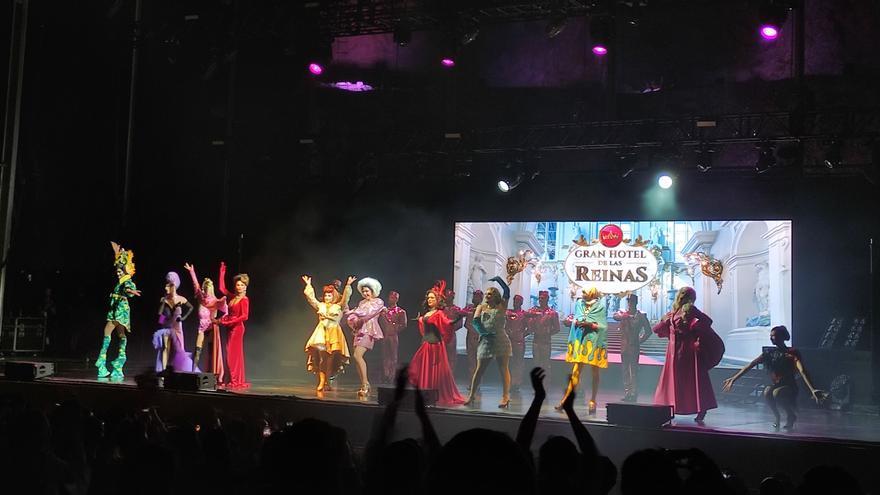 'Gran Hotel de las Reinas', el 'show drag' que revoluciona Marbella