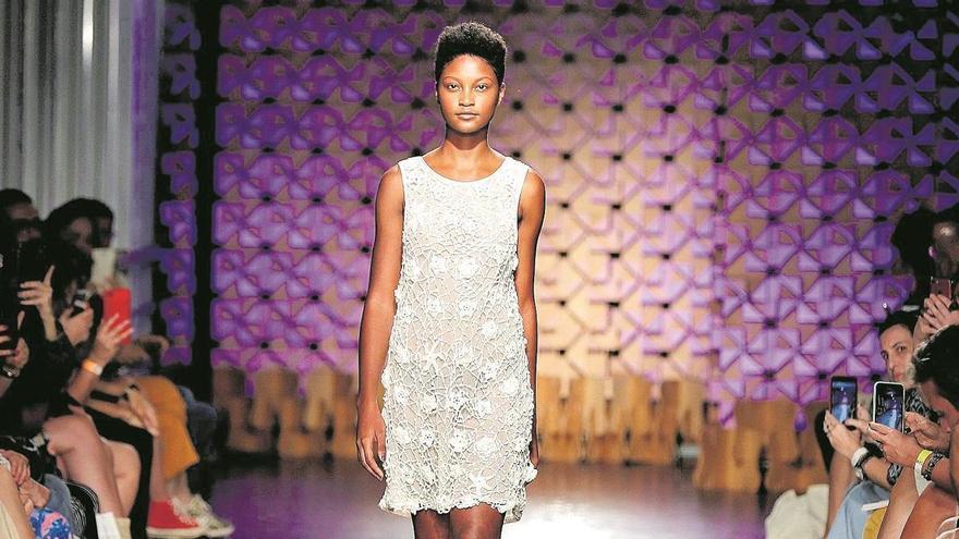 La moda con etiqueta ecológica también es tendencia