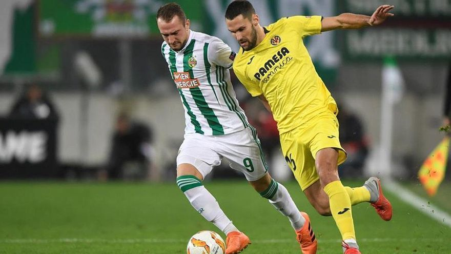 Alfonso Pedraza, del Villarreal hasta el 2025