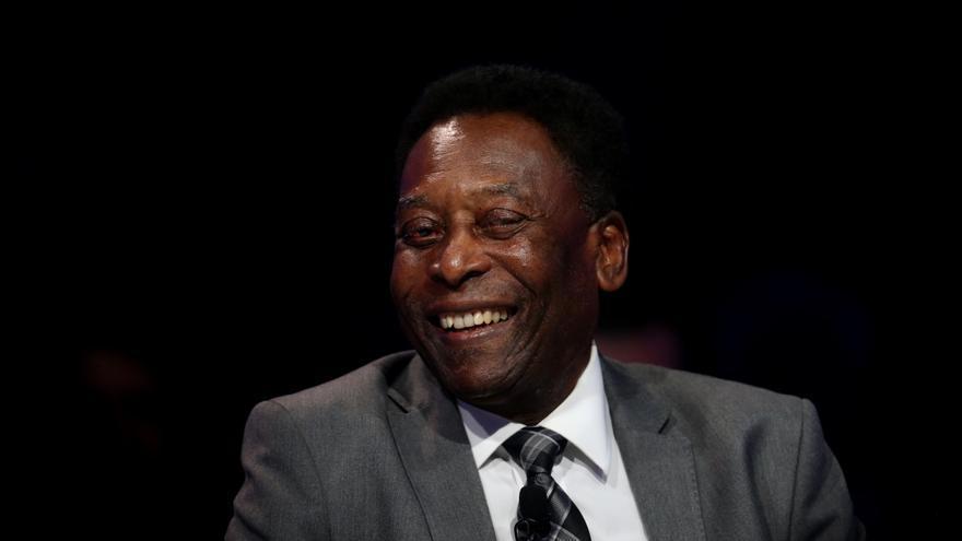 Pelé abandonará próximamente el hospital y continuará la recuperación en su casa