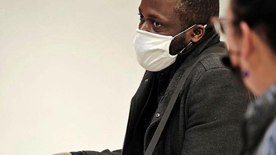 Niega ser el cómplice del Maestro Keba, autor de una estafa de 215.000 euros