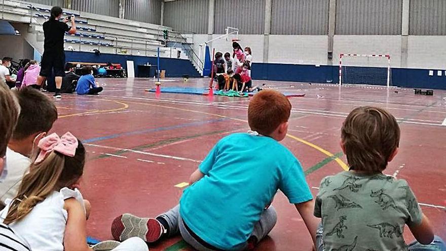 Campamento de conciliación para niños en Aranga, con subvención de la Xunta