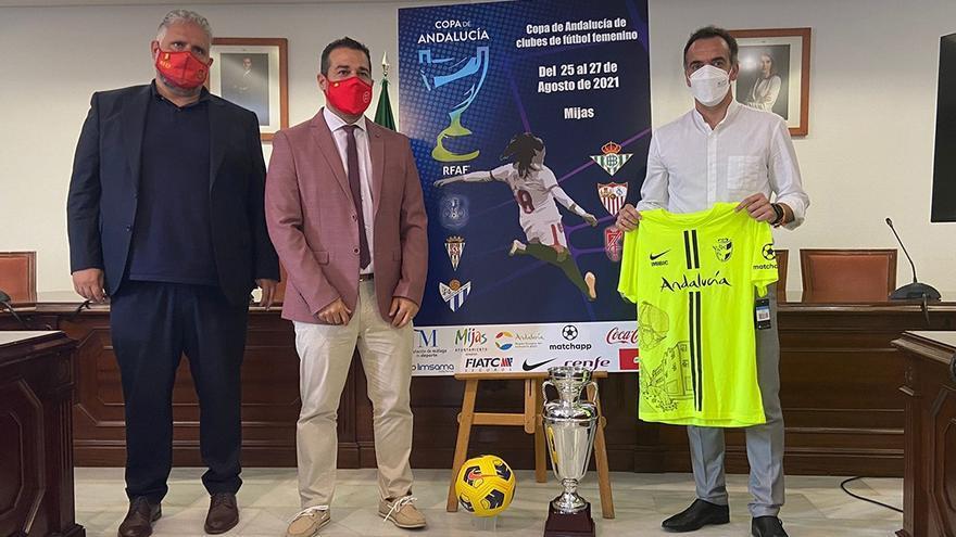 Betis y Granada, los rivales del Córdoba y Pozoalbense en la Copa de Andalucía