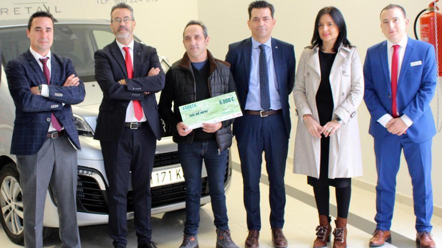 Comprar coche en el 11.º Salón del Automóvil de Expourense tiene premio