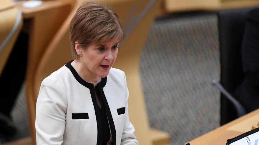 La Justicia rechaza pronunciarse sobre un hipotética referéndum unilateral en Escocia