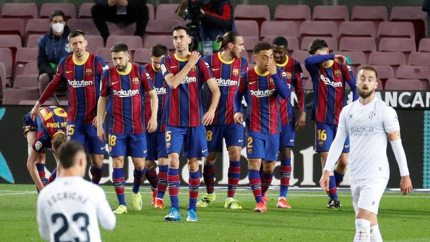 LaLiga Santander: FC Barcelona - Huesca