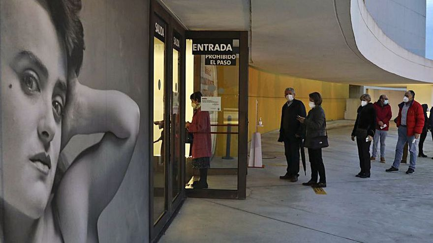 El Centro Niemeyer prorroga el cierre y la cancelación de sus espectáculos y actividades