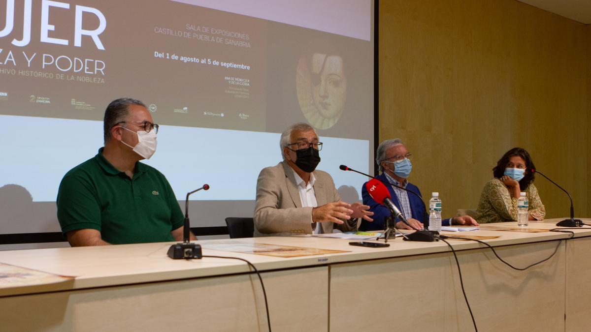 Los organizadores de los actos programados con motivo del octavo centenario de la Carta Puebla