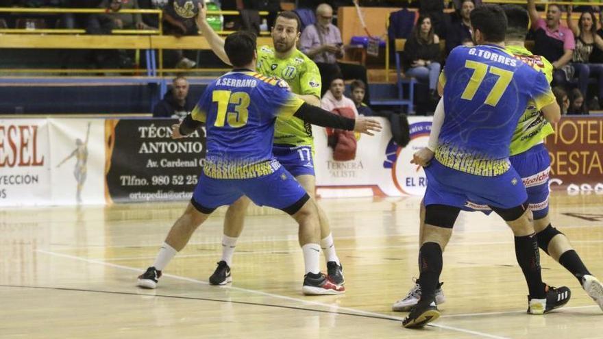 El Balonmano Zamora podría empezar a clarificar su futuro