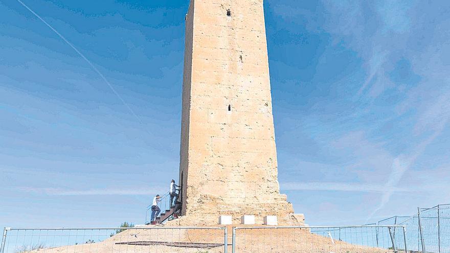 Patrimonio transfiere a Picassent la gestión de la torre Espioca