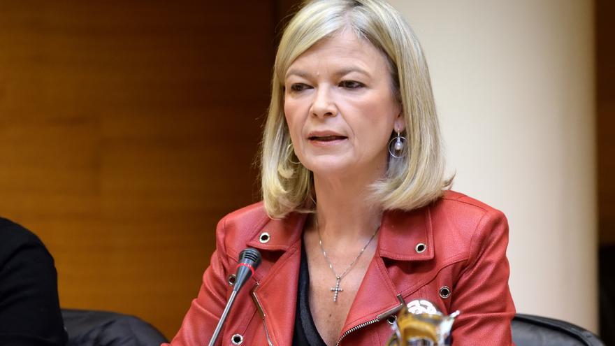 Gabriela Bravo pide al Gobierno diez nuevos juzgados para la Comunidad Valenciana
