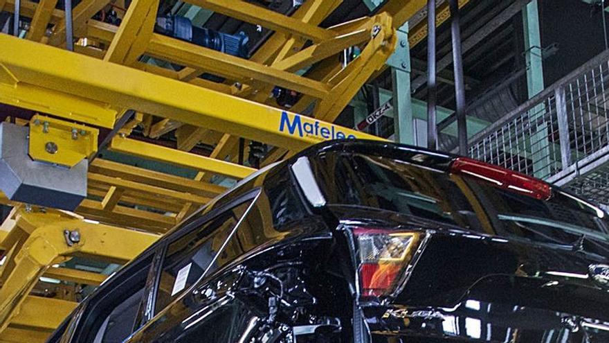 La crisis de Ford pone en vilo a 40 empresas de la provincia de componentes del automóvil