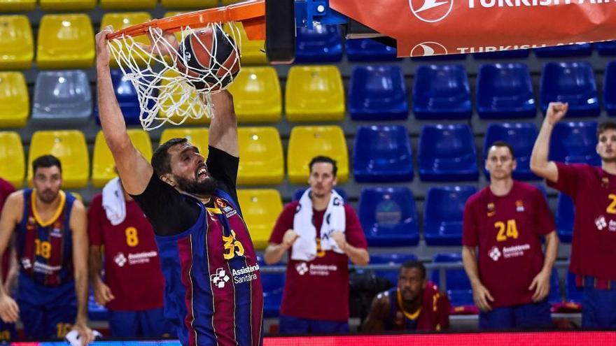 Aplazado el partido del Barça en la Euroliga ante Olympiacos