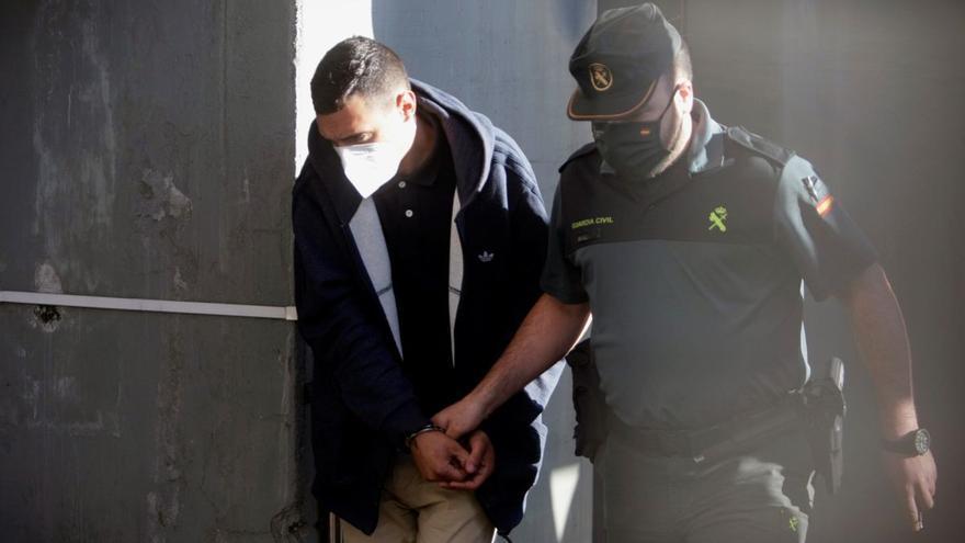 El juez ratifica la prisión para los tres detenidos por el caso Samuel encarcelados