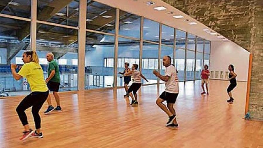 Los gimnasios de los polideportivos de Palma amplían su capacidad al 50%