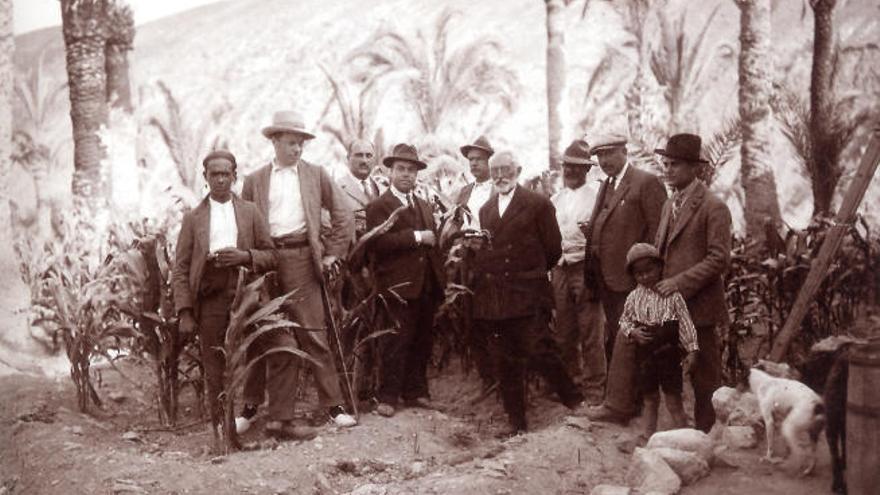 El despertar de Unamuno en Puerto Cabras