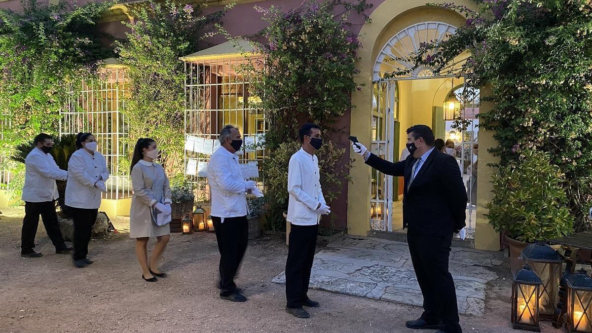 Andalucía limita las bodas a 150 invitados, sin barra libre y con toque de queda a la 1 de la madrugada
