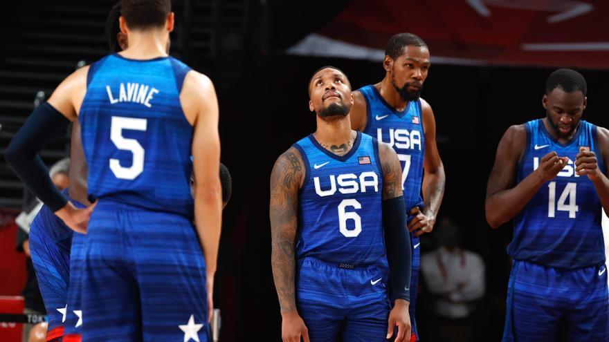 Francia derrota a Estados Unidos (83-76)