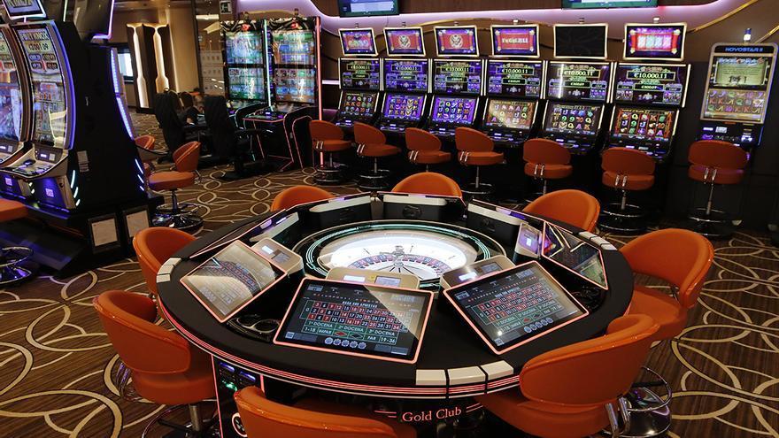 La Xunta bonificará con entre el 20 y el 30% a casinos, máquinas y bingos