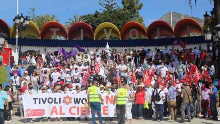 El PSOE reclama a la Junta y a la Diputación ayudas para preservar el Tívoli