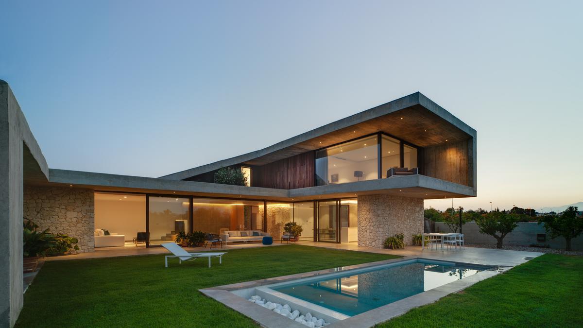 Casa golf en Alicante.
