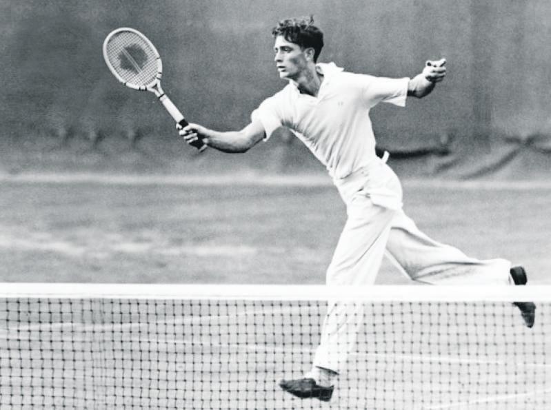 Frank Shields durante un partido.