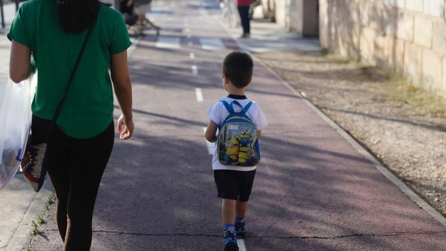 El proceso de escolarización de infantil en Baleares para el curso 2021-2022 empieza este lunes