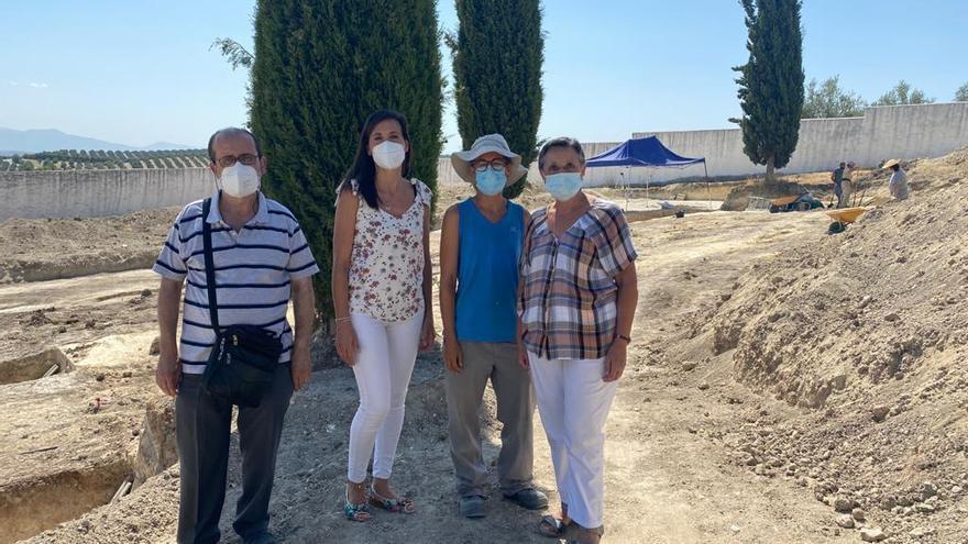 La fosa común del cementerio de Aguilar podría albergar los cuerpos de al menos 80 represaliados