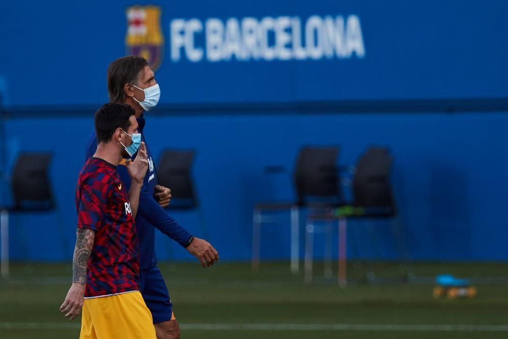 EN FOTOS | Barça - Nàstic de Tarragona