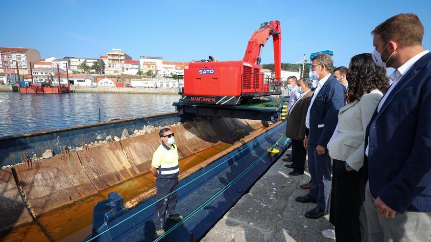 La Xunta aprobó este año 55 proyectos de las cofradías para modernizar puertos y lonjas