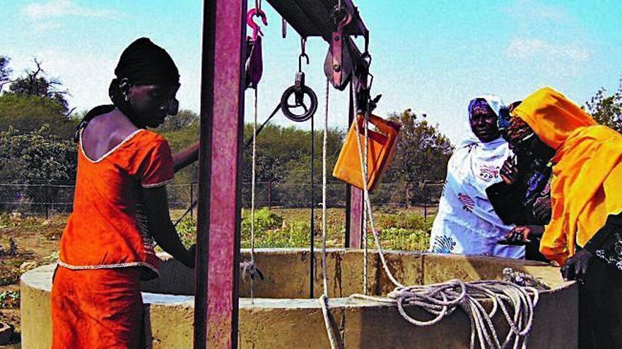 Fer front al desert alimentari al Sahel