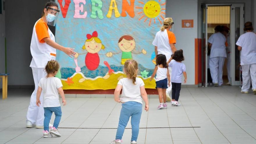 Las 13 escuelas infantiles del Gobierno comenzarán su actividad el día 21