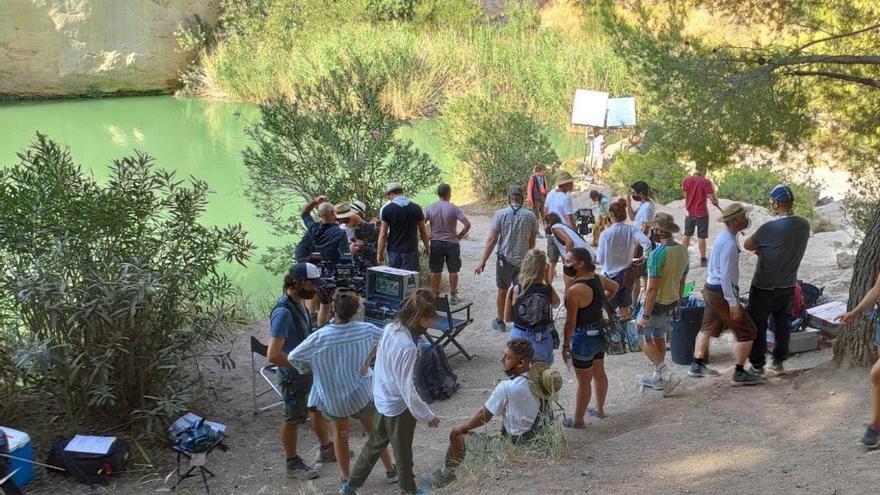 Mula, escenario para la película de una productora de prestigio internacional