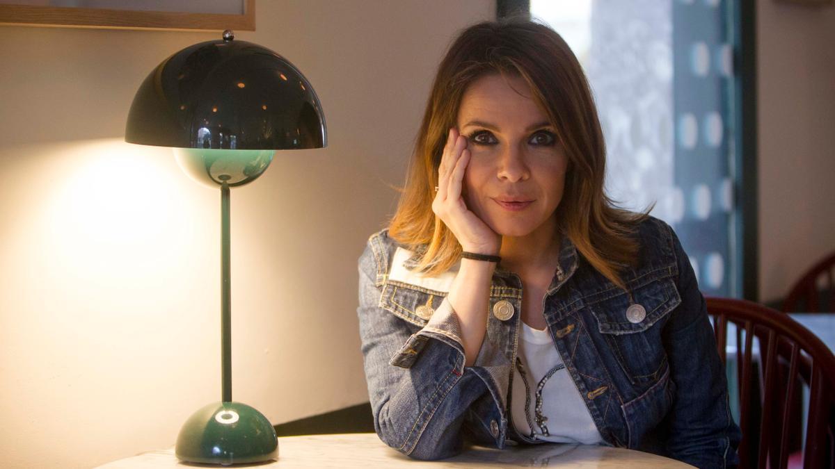 Carme Chaparro, periodista y escritora