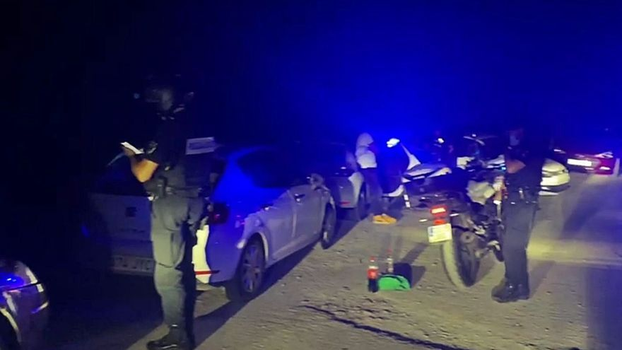 La Policía detecta nuevos focos de botellón en Gènova y na Burguesa
