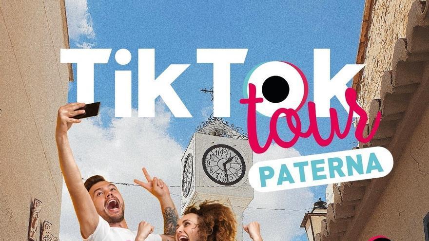 Paterna se convierte en el primer lugar de España con un TikTok 'tour'