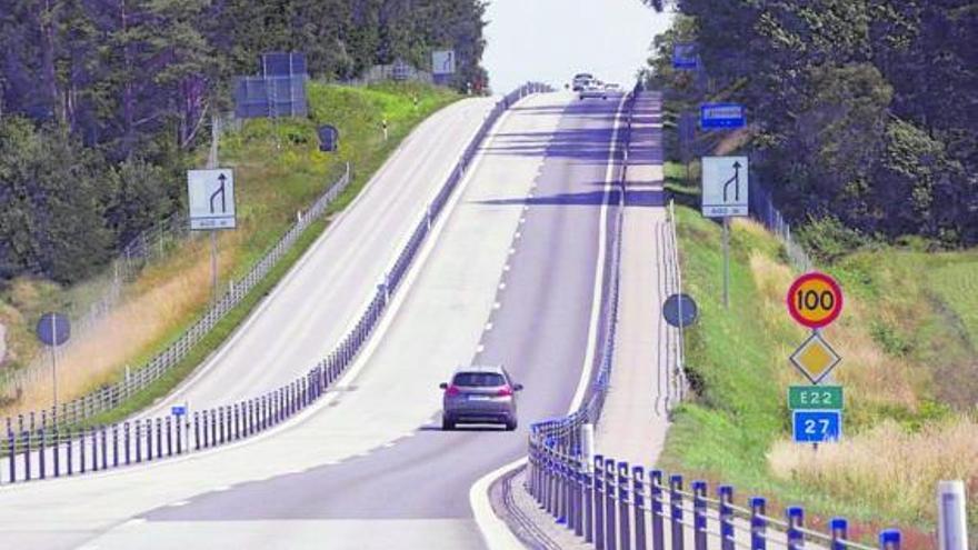 El Ministerio de Transportes da luz verde al desarrollo de carreteras 2+1