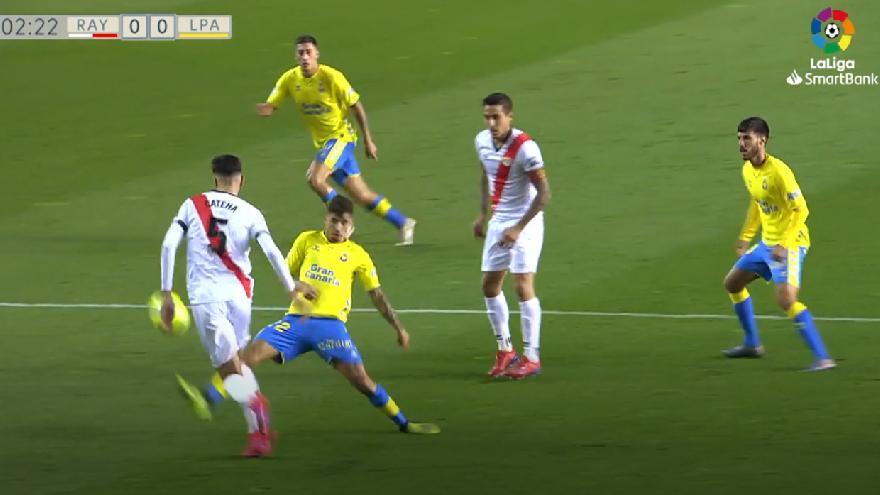 Vídeos de los goles y resumen del partido Rayo Vallecano 2 - 0 UD Las Palmas