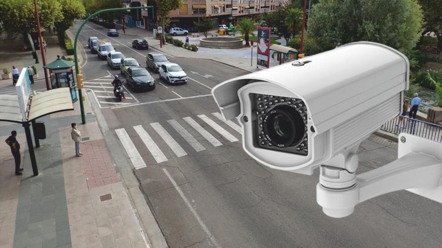 Calatayud mejora su seguridad ciudadana con 16 cámaras de vigilancia