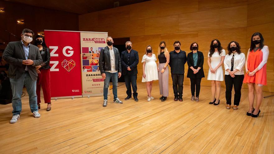 Buscan en Tik Tok participantes para la primera serie de ficción de Zaragoza