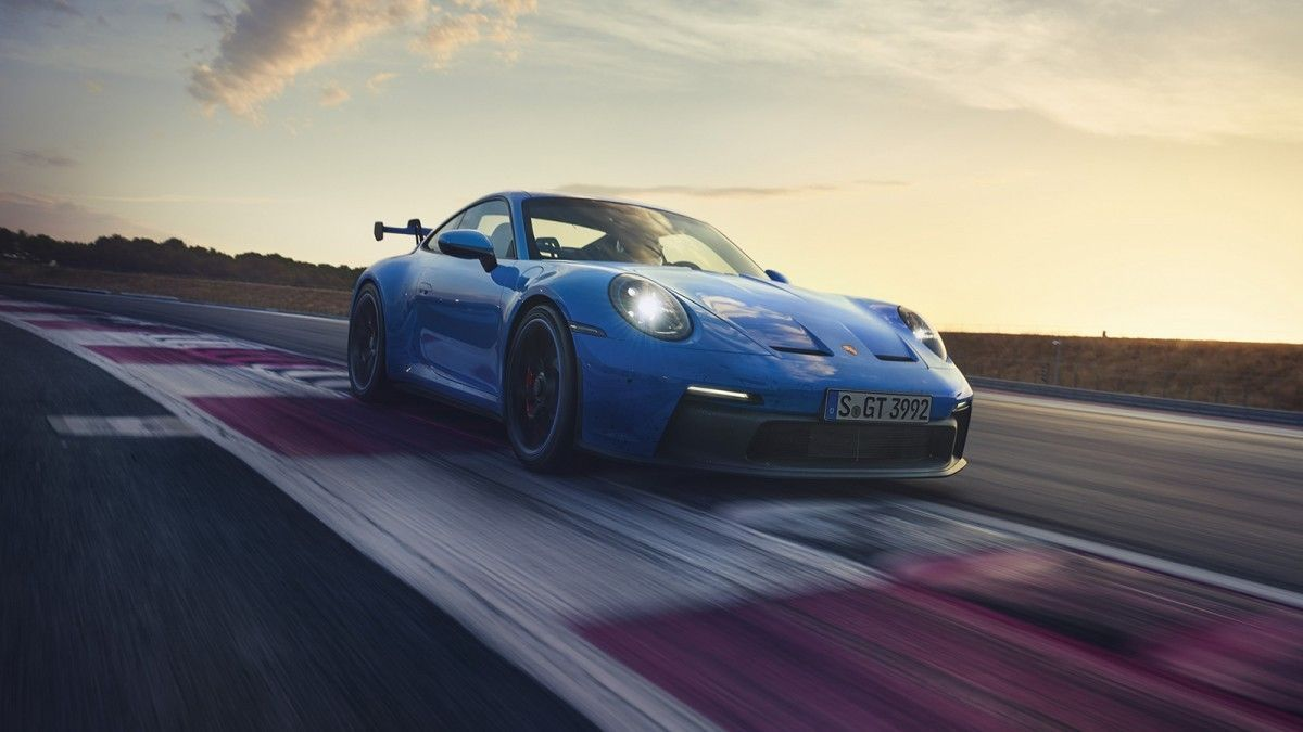 Porsche desvela el nuevo y radical 911 GT3