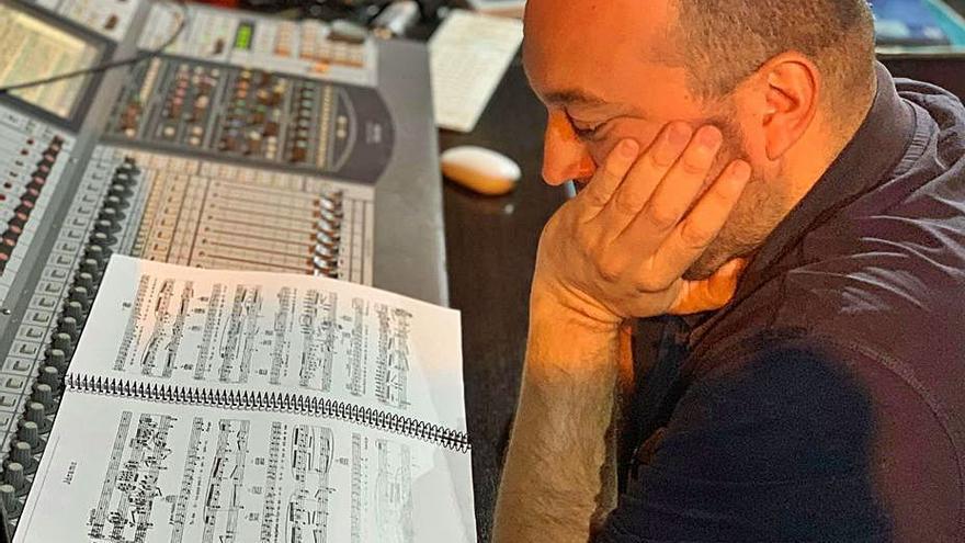 Israel Espino asume la dirección musical del grupo Los Sabandeños
