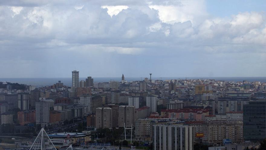 Galicia cierra marzo con un 80% menos de lluvia