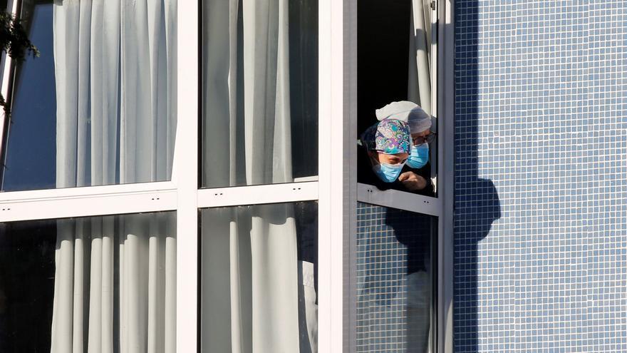 """Aerte considera """"insuficiente"""" hacer pruebas solo en algunas residencias"""