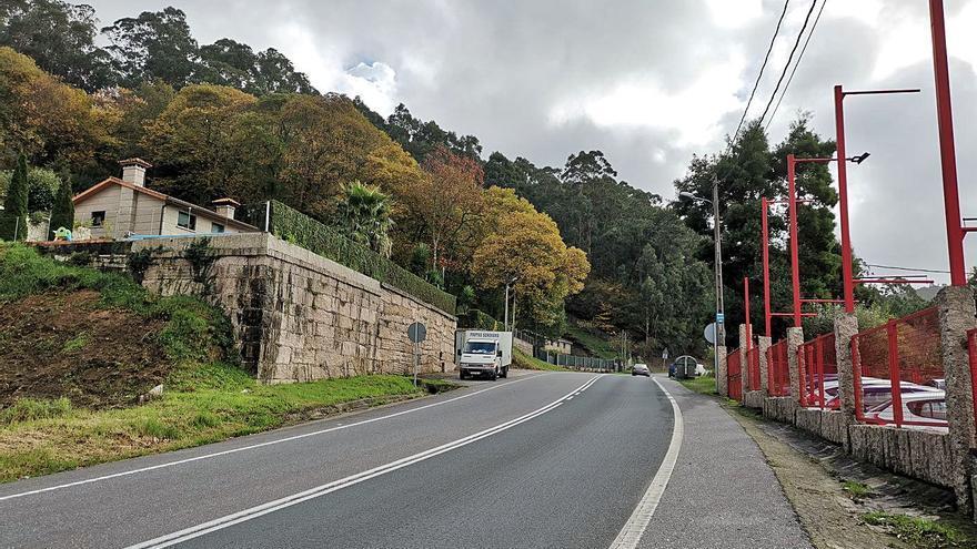 Infraestructuras cita a los propietarios de terrenos en la senda Trasouto-A Portela