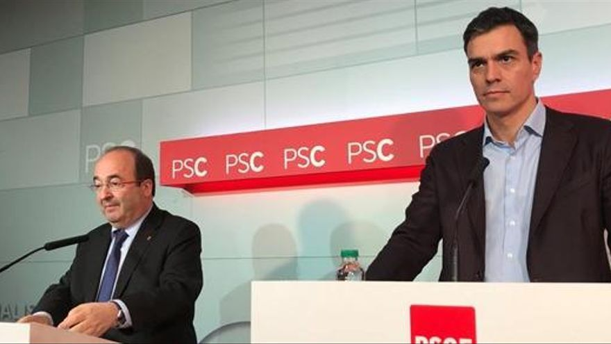 Sánchez se comprometerá a cumplir las inversiones previstas en el Estatut
