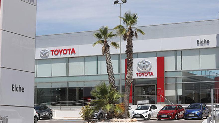 Toyota Elche reabre su concesionario en unas nuevas y mejoradas instalaciones