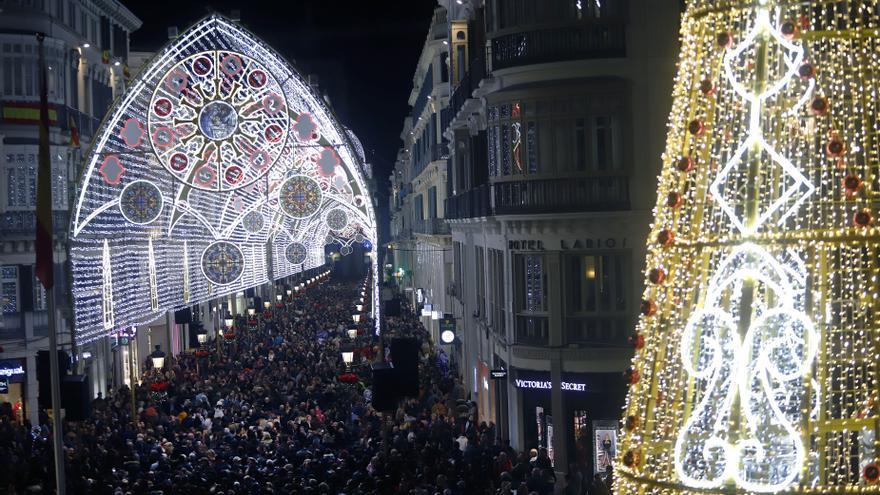 Málaga contrata a Ximenez por 3,6 millones de euros la decoración para Navidad y el Carnaval de los próximos tres años