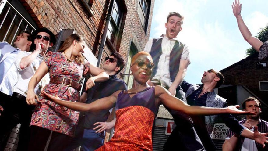 London Afrobeat Collective, unos auténticos gurús del baile